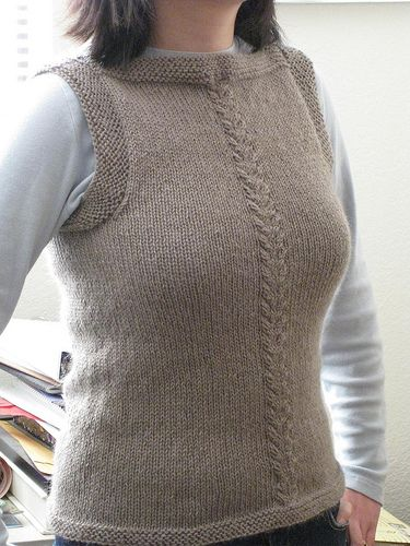 The 30 Best Waistcoats Images On Pinterest Free Knitting Jackets