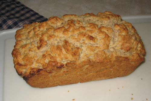 BEST beer bread recipe EVER!  better than tastefully simple and way cheaper.