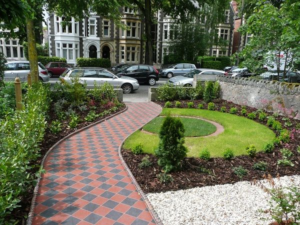 24 Amusing Front Garden Ideas Foto Design