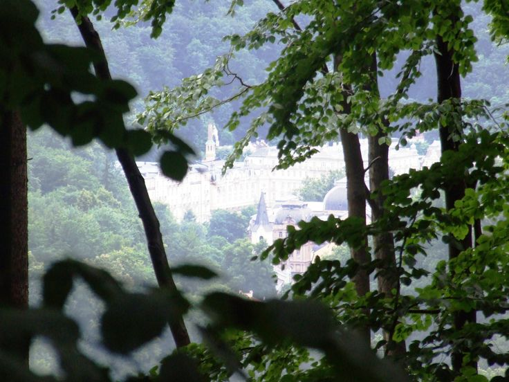 Karlovy Vary -Hotel Pupp from Beethoven´s trail