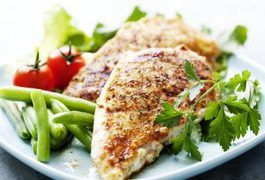High protein diets satiate you, help build lean muscle and take more energy for your body to digest--thus slightly raising your metabolism. The American Journal of Clinical Nutrition, in a 2005 editorial, notes that these aspects of high protein diets make them an attractive option for weight loss. A high protein diet usually implies that about 30...