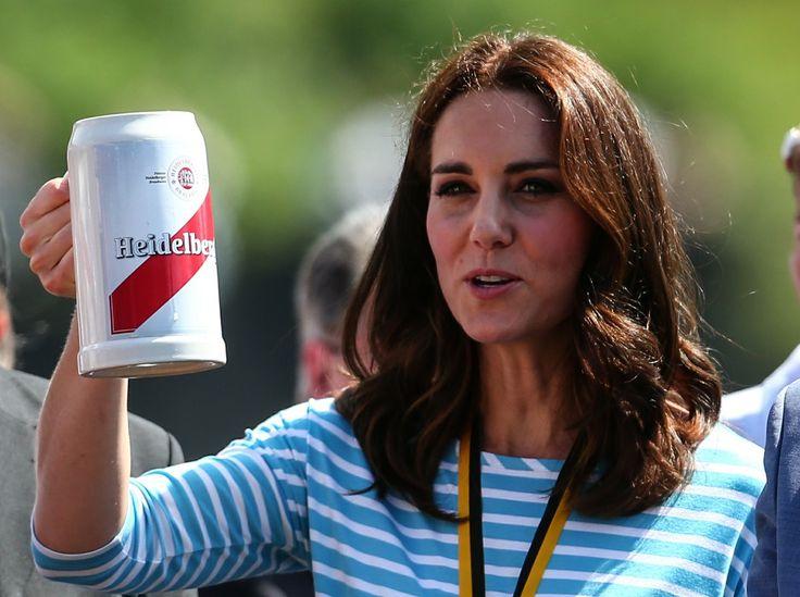 DM: la Duquesa Kate es aparentemente 'interesado' en hacer un parto en casa con este