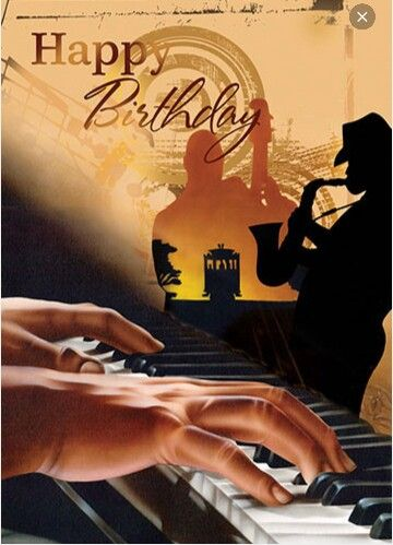 106 best ethnic birthday images on pinterest birthdays happy shop for male birthday card with man playing piano this is a great way to show appreciation for him bookmarktalkfo Gallery