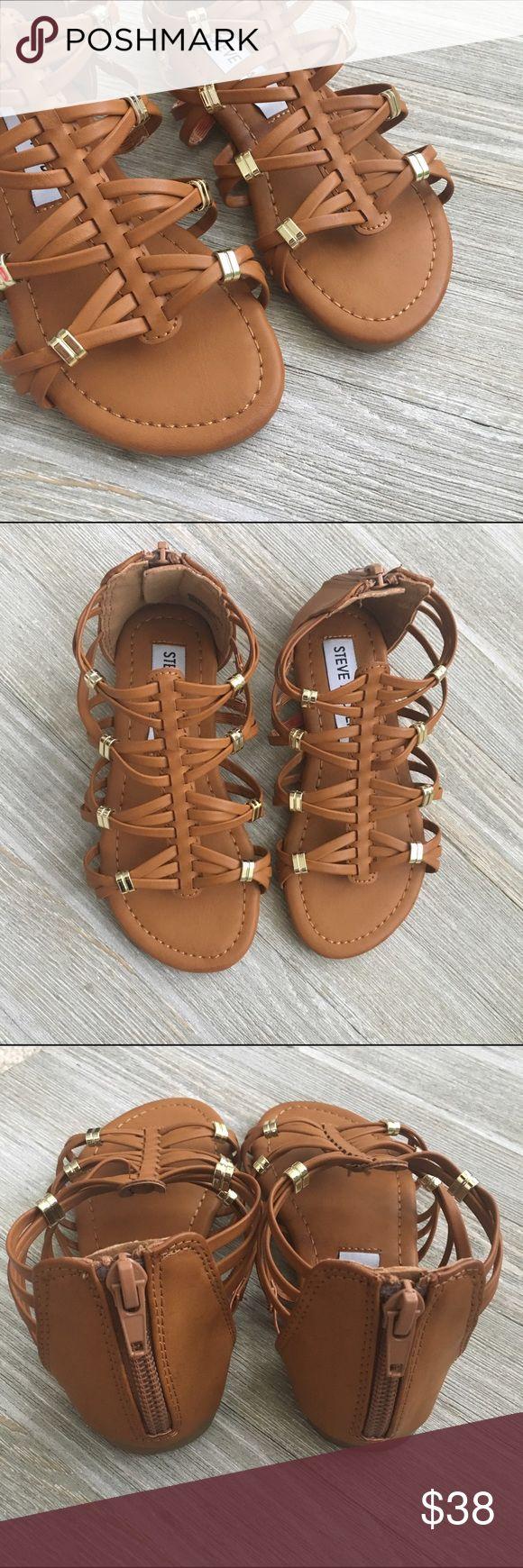 Steve madden gladiator sandals Nwot! Steve Madden Shoes Sandals & Flip Flops