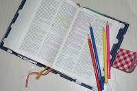 Geloof, huwelijk en gezin: Kleur je Bijbel