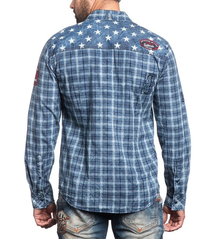 Affliction Clothing | American Brave