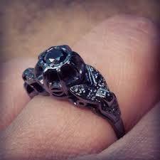 Bildresultat för svart guld ring