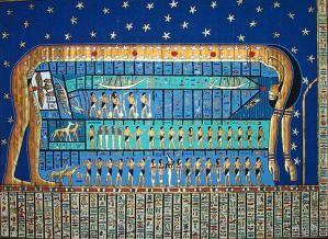 Gods and Goddesses of Ancient Egypt: Nut