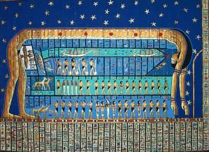 Gods and Goddesses of Ancient Egypt: Nut