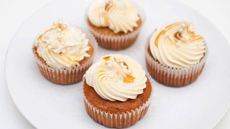 veganske cupcakes oppskrift