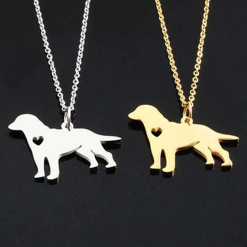 Labrador Necklace - DingJewels