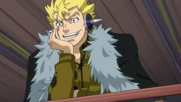 Fairy Tail Laxus MangaGrounds - Read Fairy Tail Manga Online | Fairy Tail Forums
