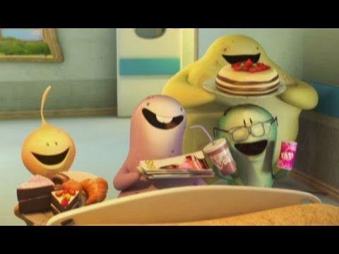 Os servos - Glumpers, videos engraçados online, desenhos animados