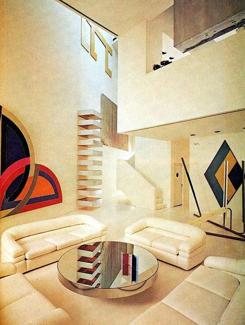 292 best 70s interiors images on pinterest for Interior design new york times