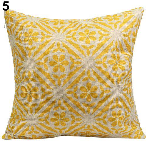 Modish-Goodly-Vintage-Cotton-Linen-Throw-Pillow-Case-Cushion-Cover-Home-Decor