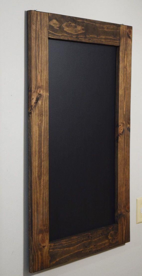 large chalkboard sign wedding sign single sided chalkboard menu signrustic sign