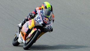 Red Bull MotoGP Rookies Cup: Hanika vence Corrida 2