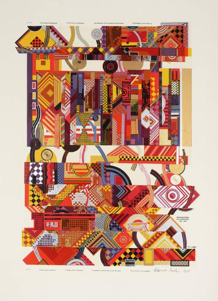 Sir Eduardo Paolozzi 'Experience', 1964 © The Eduardo Paolozzi Foundation