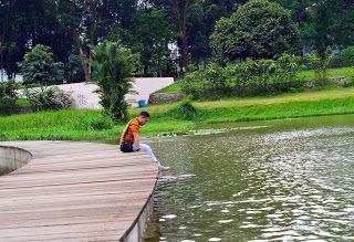 Juru Soca: Danau Dora, Ecopark LIPI
