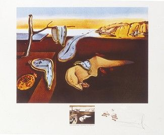an examination of salvador dalis persistence of memory The persistence of memory is a surreal landscape created in 1931 by the famous spanish artist, salvador dali this oil painting measures.