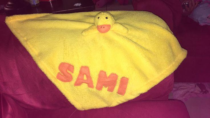 Duck blanket buddy