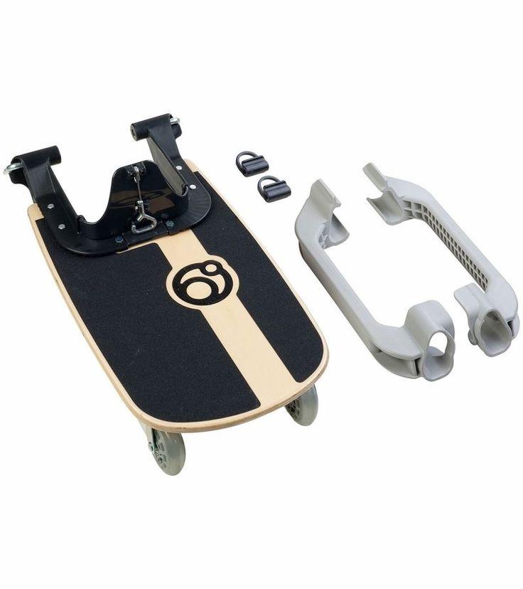 Orbit Baby Sidekick Stroller Skateboard #OrbitBaby