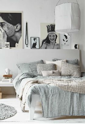 Bedroom in VT Wonen magazine november 2014