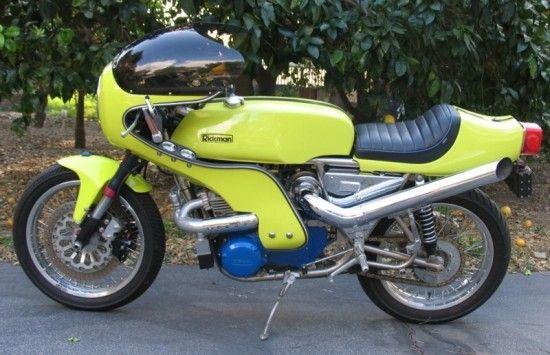 1977 Rickman Kawasaki 1400 Turbo