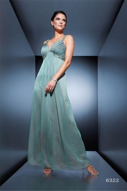 Abendkleid 6322 von Luxuar - Braut Boutique