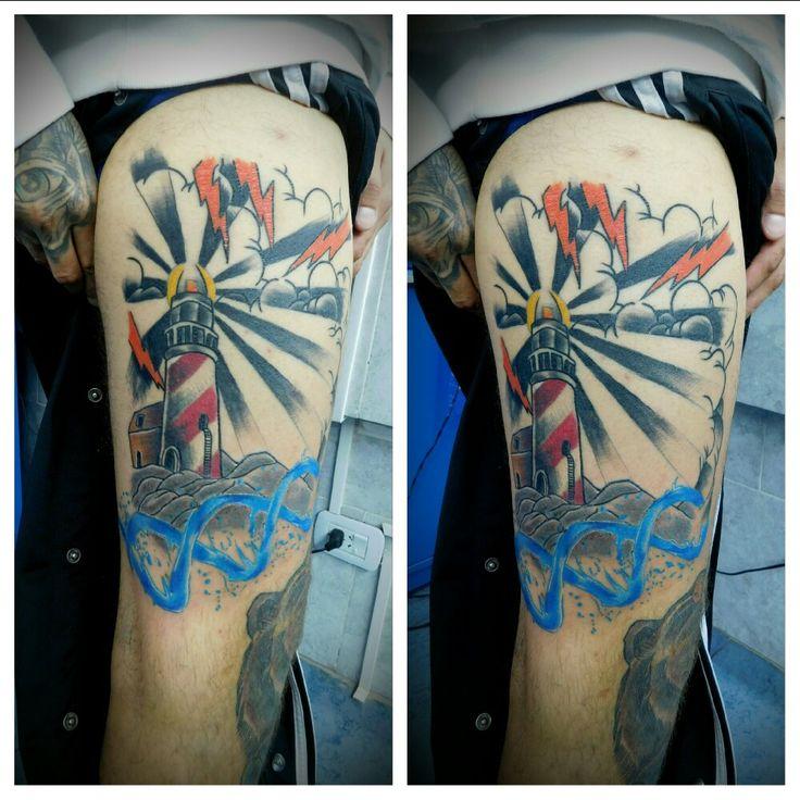 #faro #tattoo #ink #adn #holyfamilytattoostudio