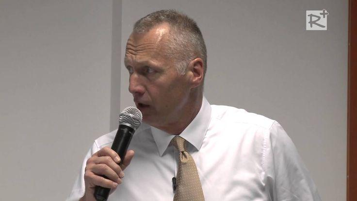 A Védtelen Európa - Georg Spöttle előadása