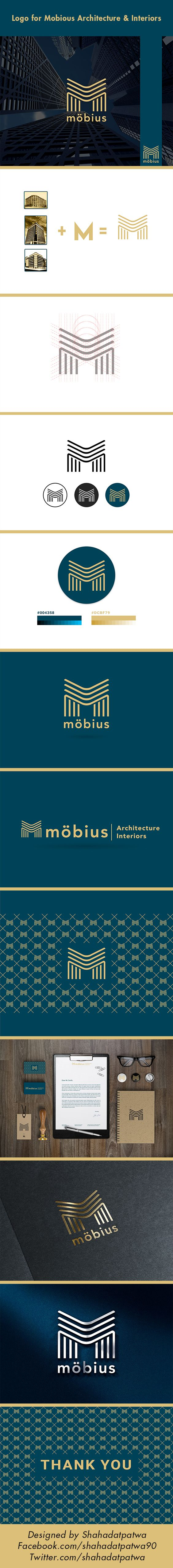 Logo for Mobious Architecture & Interiors