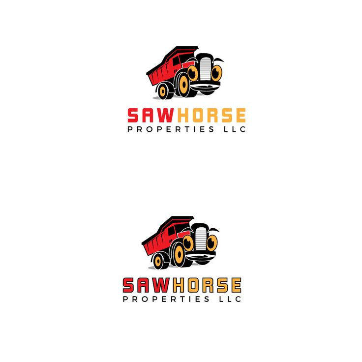 Colorful logo for property and hauling services... Bold, Colorful Logo Design by gates_m
