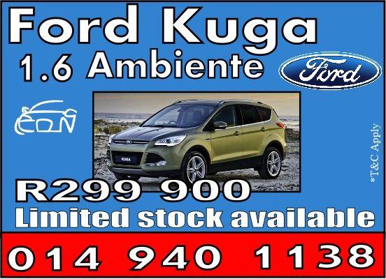 Ford Kuga , Rustenburg Ford