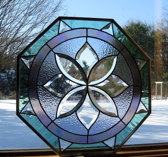how to build a stained glass window