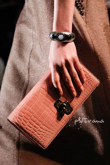 Bottega Veneta Autumn Winter 2017 Ready To Wear Details