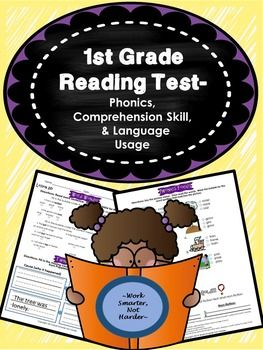 4 sections: #Vocabulary/ Language Arts focus- synonyms, homonyms #Comprehension focus Cause & Effect #Weekly Phonics focus- Long O, Long A, short E #Challenge Higher Order Thinking Skills to raise the bar on learning for all student