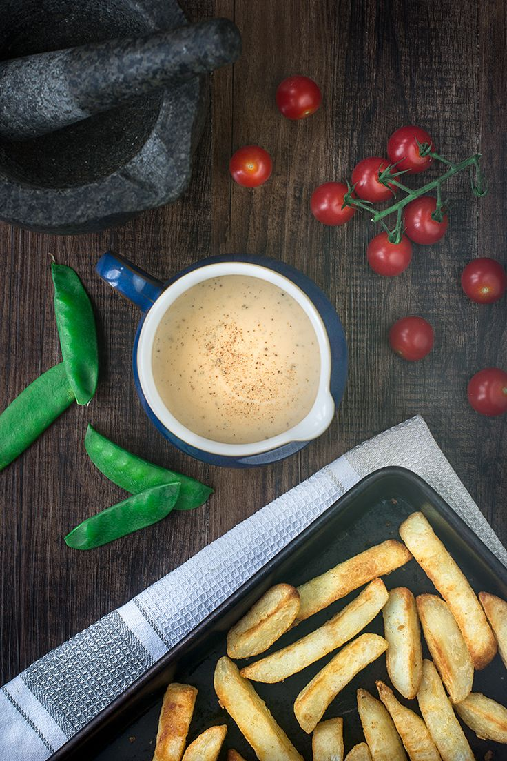 Peppercorn sauce without cream - My quick and easy peppercorn sauce recipe. It's made without cream, instead using milk and other common store cupboard and fridge ingredients so you can whip it up whenever you want.