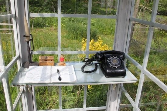 """A disconnected rotary phone for """"calling"""" lost loved ones offered a unique way of dealing with grief in disaster-stricken Japan."""