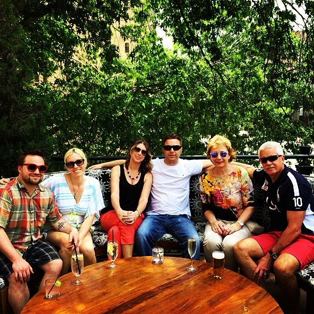 Some Of Our Guests Enjoying Their Stay In Austin
