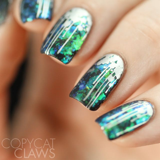 1234 best whats up nails nail art store images on pinterest whats up nails mermaid flakies with lina nail art supplies make your mark 03 prinsesfo Gallery