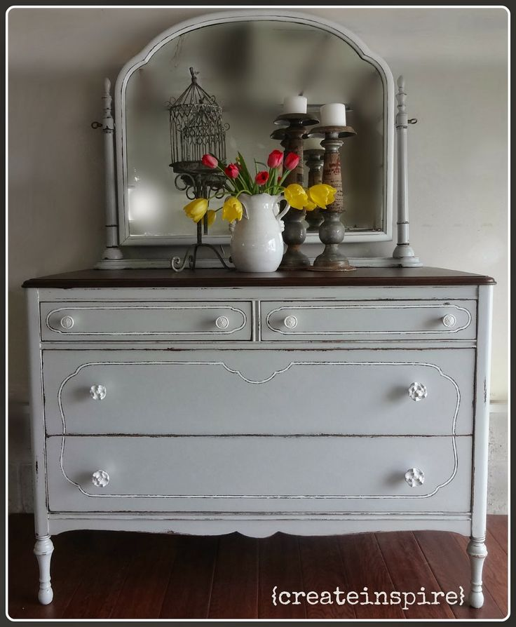 White Antique Dresser 1739 best old dressers & armoires images on pinterest | vintage
