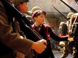 Empire of the Sun  In my opinion the best movie of Steven Spielberg. A child and war.