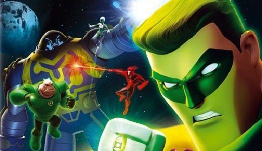 Lanterna Verde: A Série Animada Manhunter Menace (2013) DVDRip XviD e RMVB Dublado ~ The Supreme Download