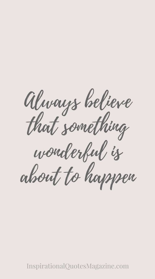 Blijf positief! X