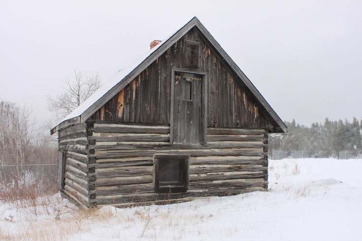LaRose Blacksmith Shop - Cobalt, Ontario