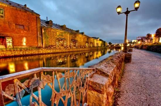 Otaru Hokkaido, Japan (Best Honeymoon Destinations In Asia) 8