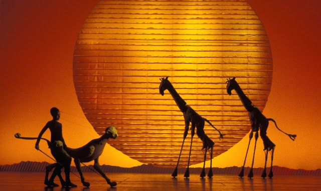 Lion King-Fall 2004!  We saw it at the Lyceum Theatre in London!  It was fabulous!-MFB