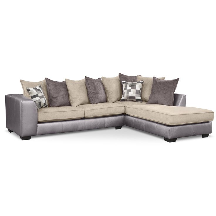 Montero II 2 Pc. Sectional | Value City Furniture