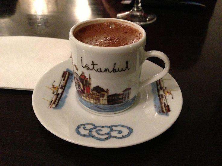 Turkish coffee | Istanbul.